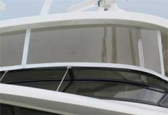 Transparent Marine Glazing Plastics from Interstate Plastics