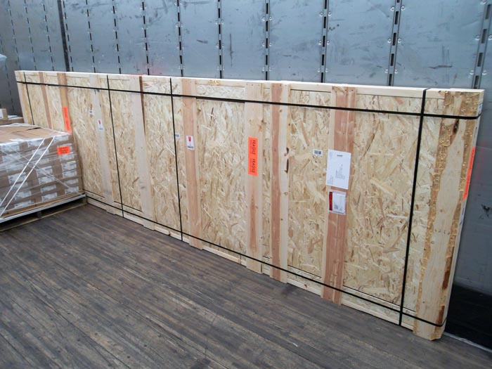 Interstate Plastics Polycarbonate Twinwall Crating
