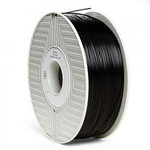 ABS 3D FILAMENT 1.75MM 1KG REEL - BLACK