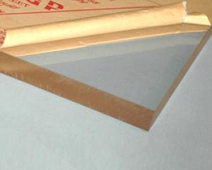 ACRYLIC SHEET - CLEAR EXTRUDED PAPER-MASKED