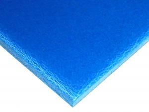 PVC Expanded Sheet - Dark Blue