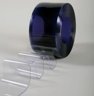 PVC EXTRUFLEX FLEXIBLE CLEAR STRIP ROLLS