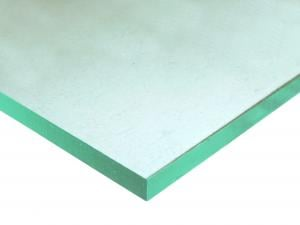 ACRYLIC SHEET - GREEN 3030 EDGE CAST PAPER-MASKED (TRANSPARENT)