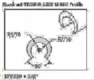 UHMW Natural Full-Round-Epp350
