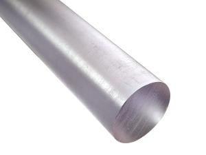 POLYCARBONATE ROD - NATURAL MACHINE GRADE