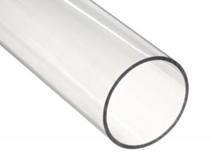 POLYCARBONATE TUBE - CLEAR