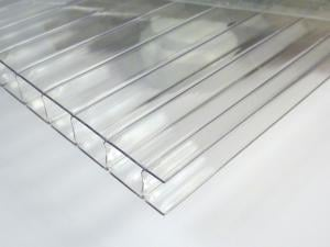 Polycarbonate Twinwall - Clear