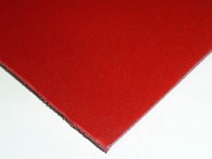 PVC Expanded Sheet - Red