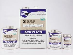 SciGrip Weld-On 3 Assembly Adhesive