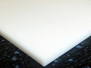 ACRYLIC SHEET - WHITE 7328 / WRT30 EXTRUDED PAPER-MASKED (TRANSLUCENT 32%)