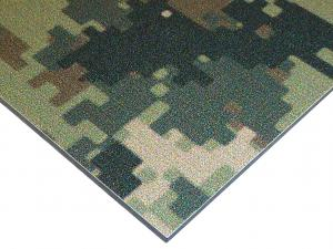 KYDEX<SUP>&REG;</SUP> SHEET - WOODLAND DIGI CAMO