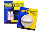 Plastic Buffing and Polishing Solutions